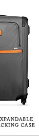 Short Trip Expandable 4 Wheeled Packing Case - Shop Eric's Travel Picks