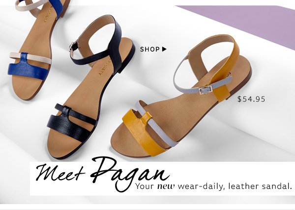 Sandal State on the Mind: Shop Pagan