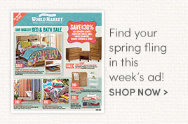 Find your spring fling in this week's ad