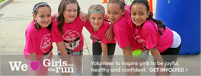We ♥ Girls on the run