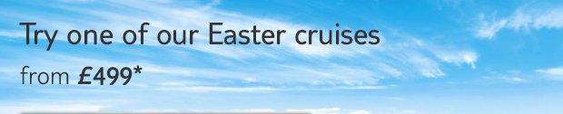 easter cruises
