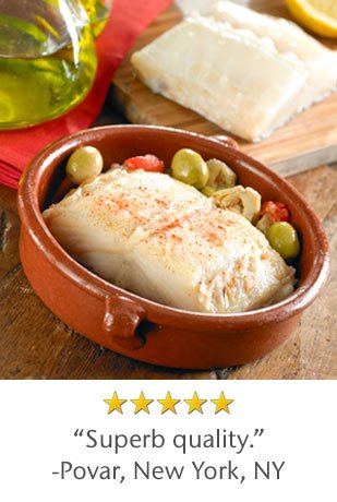 Premium Bacalao Solomillo - 5 Star Rated - Superb quality. - Povar, New York, NY