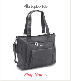 Alfa Laptop Tote - Shop Now!