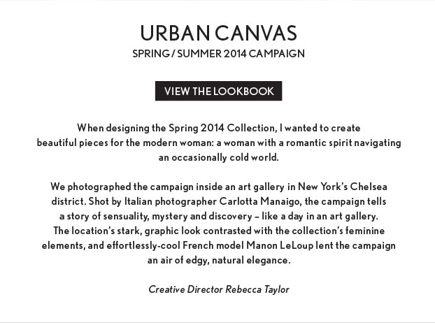 Urban Canvas Lookbook