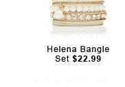 Helena Bangle Set
