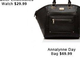 Annalyne Day Bag