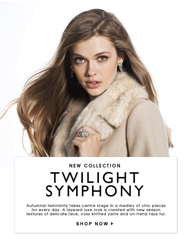 NEW COLLECTION - TWILIGHT SYMPHONY