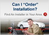 Find An Installer In Your Area.