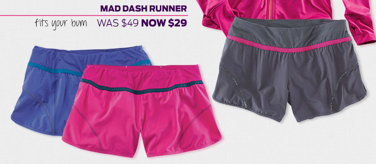 Today's WOW: Mad Dash Runner >