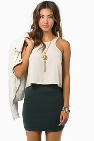 Wild Child Mini Skirt $26