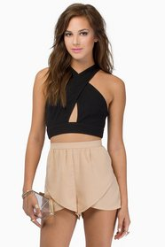 Lara Cross Top $32