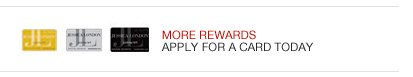 Apply for a Jessica London Credit Card Today!