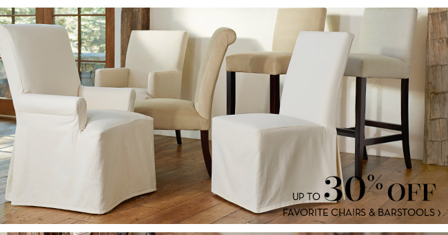 FAVORITE CHAIRS & BARSTOOLS