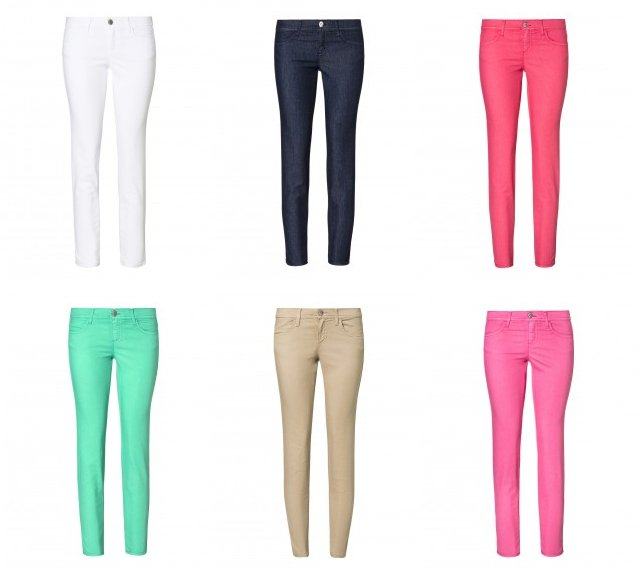 Choose from six spring colors!