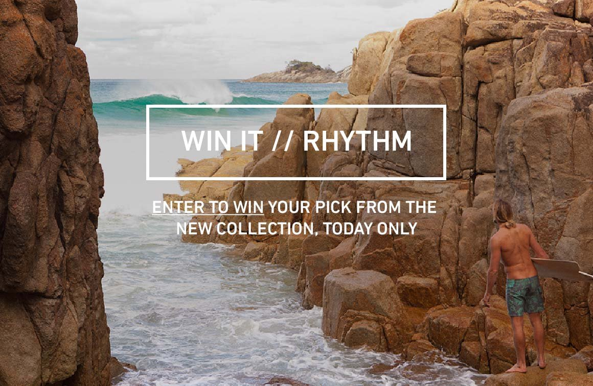 Win It: New Rhythm
