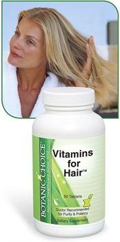 Vitamins For Hair™