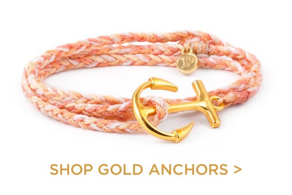 SHOP GOLD ANCHORS