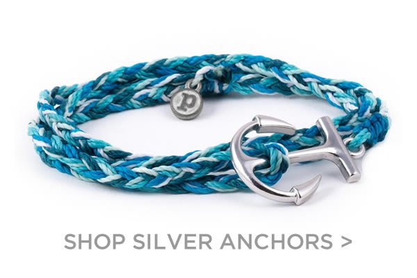 SHOP SILVER ANCHORS