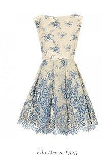 Fila Dress, £525