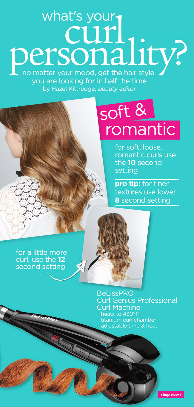 what's your curl personality?