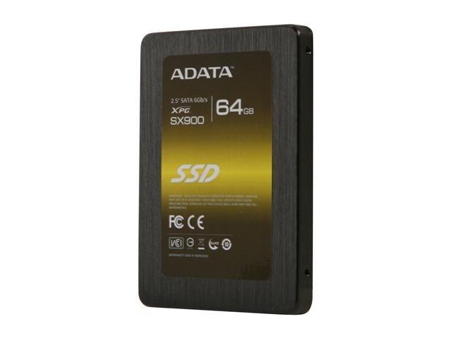 ADATA XPG SX900 ASX900S3-64GM-C 2.5