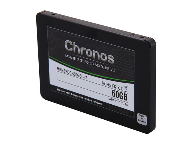 Mushkin Enhanced Chronos MKNSSDCR60GB-7 2.5