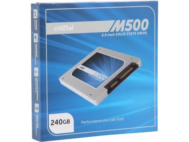 Crucial M500 240GB SATA 2.5