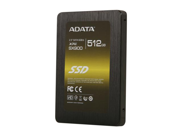 ADATA XPG SX900 ASX900S3-512GM-C 2.5