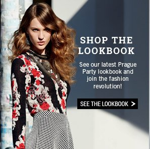 Shop The Lookbook. See our latest Prague Party lookbook and join the fashion revolution! See the lookbook.