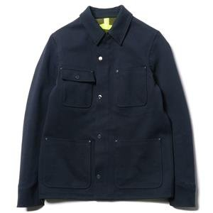 Over All Master Cloth Bonded Jersey Chore Coat
