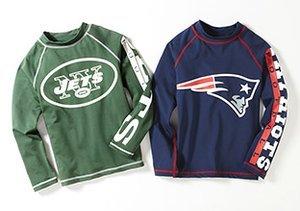 Team Up: Boys' Activewear