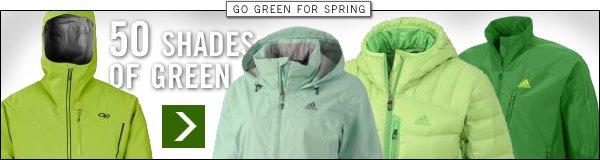 Go Green for Spring