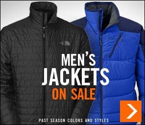 Men's Jackets on Sale
