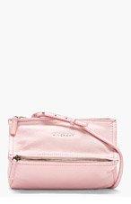 GIVENCHY Pink Pandora Sugar Mini Shoulder Bag for women