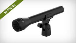 Polsen HDR-10 Omnidirectional Handheld Dynamic ENG Microphone