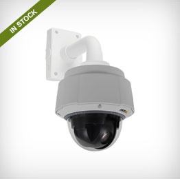 Axis Communications Q6042-E PTZ Outdoor IP Dome Camera with 36x Optical Zoom