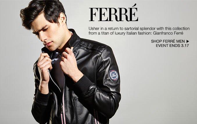 Shop Ferre - Men