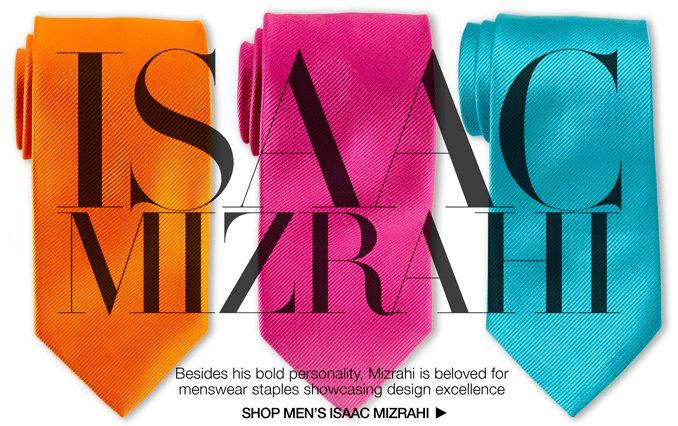 Shop Isaac Mizrahi - Men