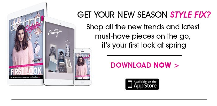 Get your new season style fix