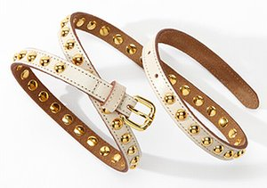 Almost Gone: Belts & Accessories