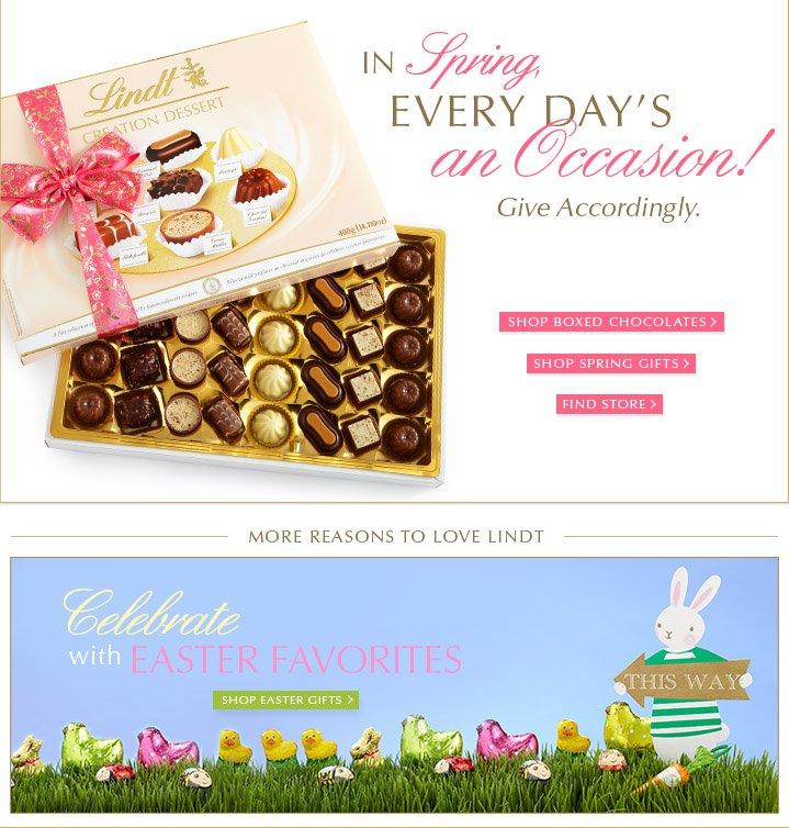Shop Boxed Chocolates