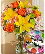 Fields of Europe™ Happy Birthday Same-Day Local Florist Delivery  Shop Now