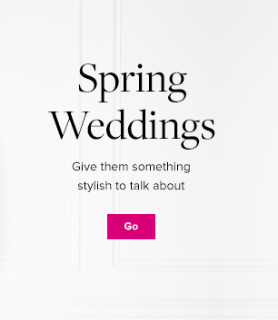 Spring Weddings - Browse Now