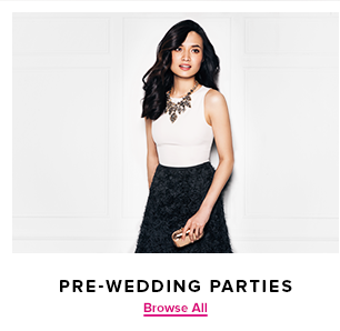 Pre-Wedding Parties - Browse All
