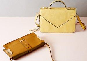 Linea Pelle Collection Handbags