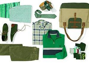 Head-to-Toe in Green