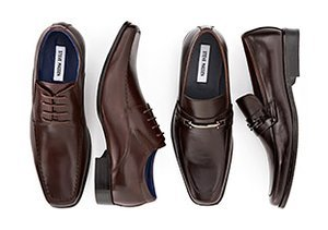 Boardroom Ready: Brown Dress Shoes