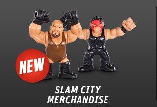 Slam City Merchandise