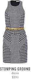 STOMPING GROUND dress - $590