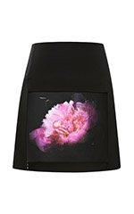 Lenticular Mini Skirt